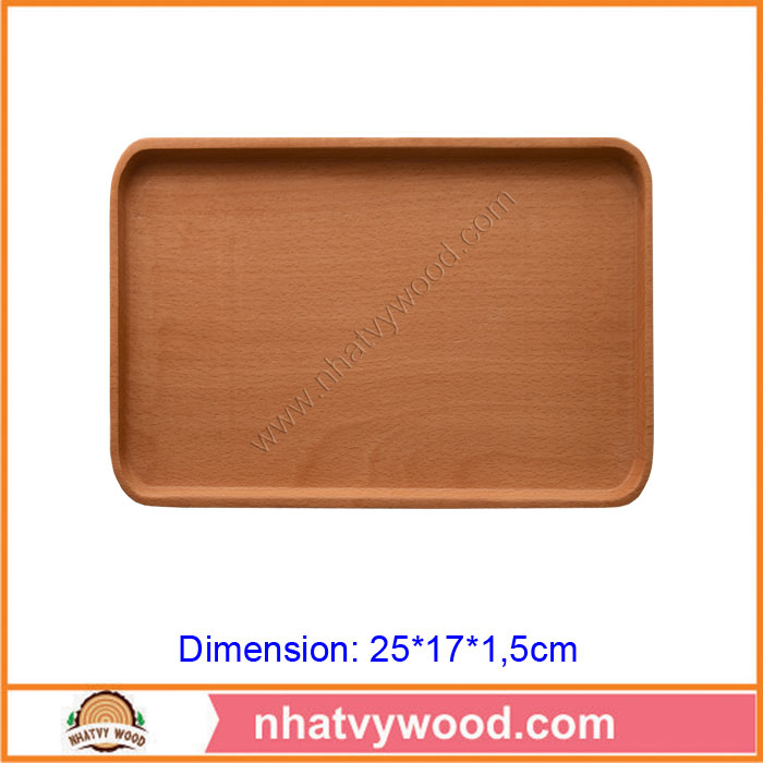 Wooden tray NV5204